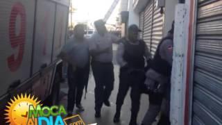 Policia Ultima Ladrones Que Intentaron Robar En La Libreria Central
