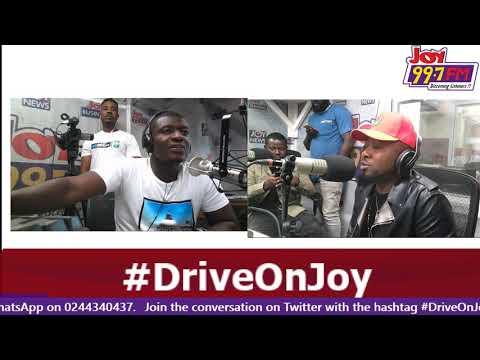 Ice Prince on #DriveOnJoy With Lexis Bill - Joy FM (21-8-18)