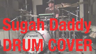 Sugah Daddy (D'Angelo) - Drum Cover - CVL