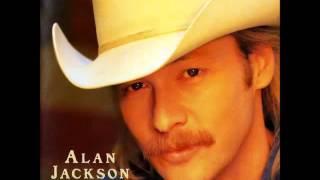 Alan Jackson -- Livin' On Love