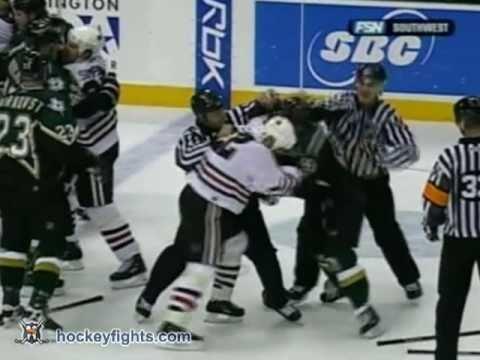 Martin Lapointe vs Steve Ott