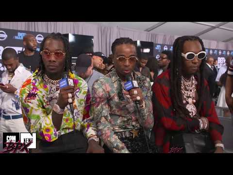 Joe Budden gets JUMPED by MIGOS at BET AWARDS with DJ Akademiks