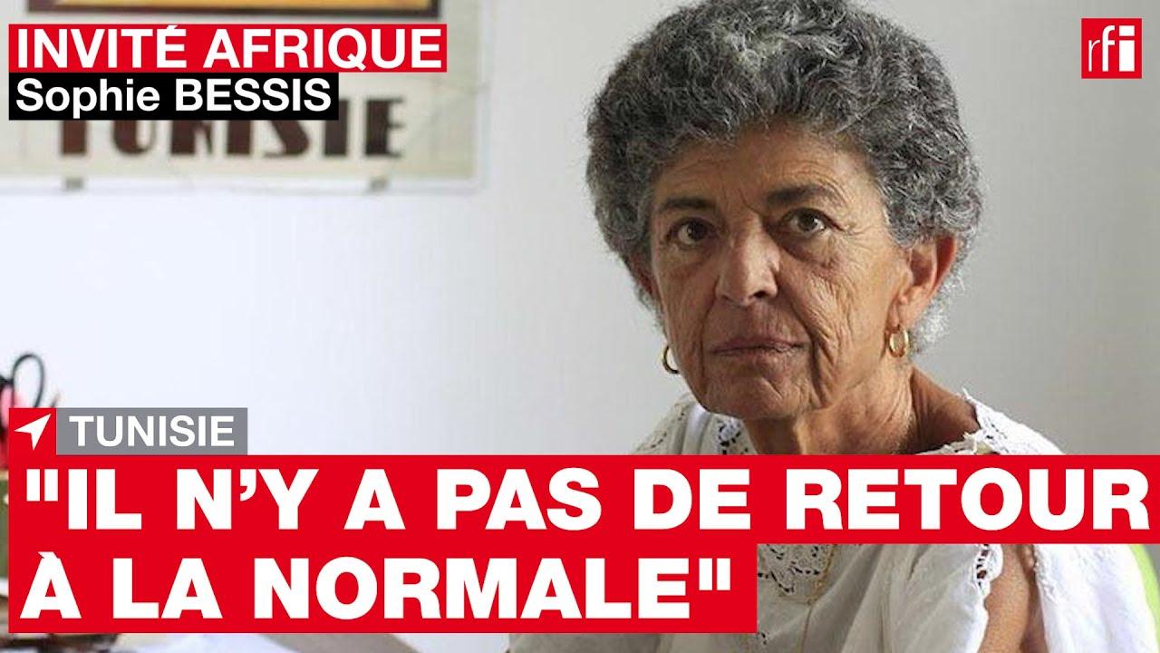 Tunisie : «L'état d'exception en passe d'être pérennisé pour un temps que l'on ne connaît pas» • RFI