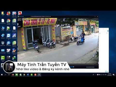 Phần Mềm Xem Lại Camera Yoose Trên Máy Tính - Tải Phần Mềm Gplayer Đọc File AV