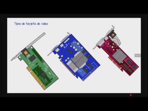 Tipos de Tarjeta de Video para Computadoras - Computación Básica