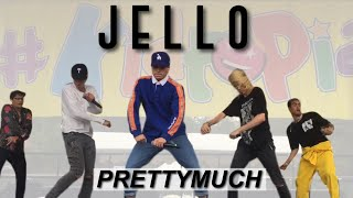 PRETTYMUCH   Jello (unreleased Song) KIDTOPIA