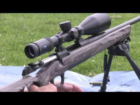 Gamekeepers' rifle day