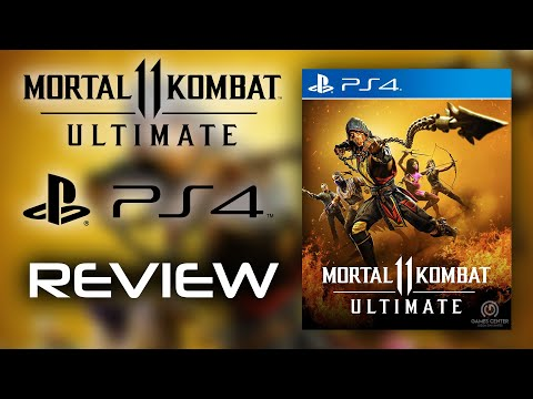 Mortal Kombat 11 Ultimate PS4 review