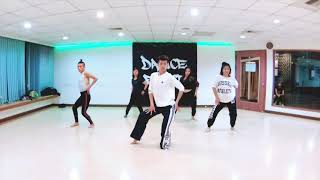 Fire In My Soul   Oliver Heldens (feat. Shungudzo) Dance Choreography By 小智(Satoshi Emotion)