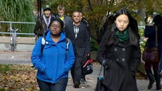 Diversity on campus? Most Canadian universities don