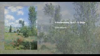 4 Klavierstücke, Op.67