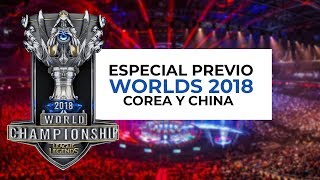 Un repaso a los 24 equipos de Worlds 2018 de LoL: Corea y China
