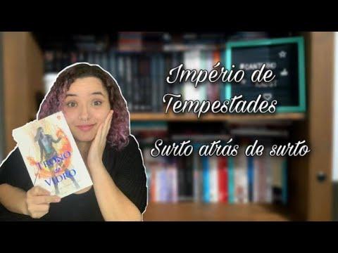 Resenha: TOG Império de Tempestades - Sarah J.  Maas