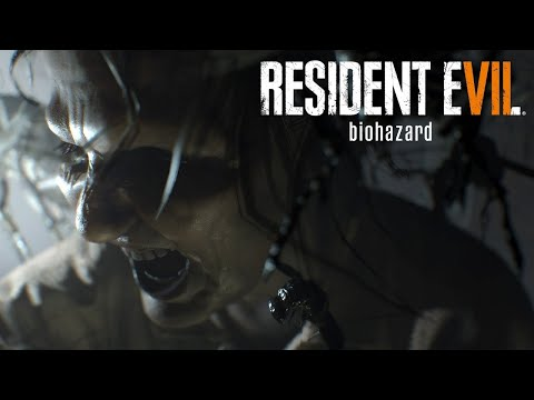 RESIDENT EVIL 7: Прохождение с комментариями на русском. Стрим. Часть 1