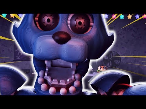 "FIVE NIGHTS AT CANDY'S ""Remastered"": ¡OLD CANDY ES DIFERENTE AL RESTO! - Noche 4 