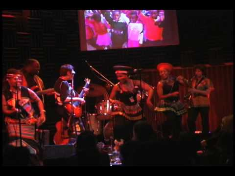 Sharon Katz & The Peace Train Live in New York City