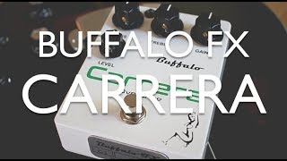 Buffalo FX Carrera Overdrive review