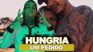 Hungria Hip Hop   Um Pedido | REACT  ANÁLISE VERSATIL