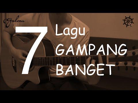7 lagu gampang banget belajar gitar