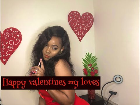 VALENTINES DAY SIMPLE MAKEUP SLAY