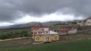 nevşehir çakilli köyü 100 optik zoom lu video çekimi