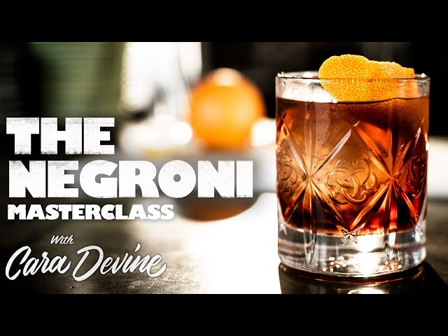 Video Pronunciation of Negroni in English