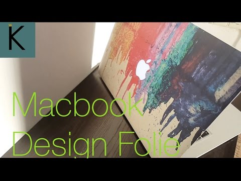 Macbook Air Folie Design