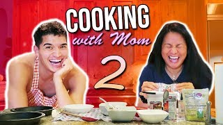 Wassabi Kitchen ft MOM 2!