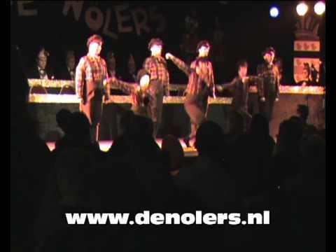 denolers.nl - Dansgarde showdans - Nölers pronkzitting 2011