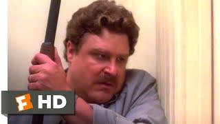 Burglar (1987) - Cops at the Door Scene (4/9)   Movieclips