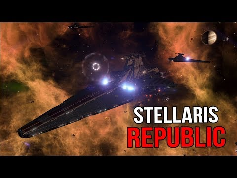 Stellaris - Grand Army of the Republic |EP 28| Empire Ending