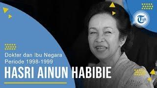 Profil Hasri Ainun Habibie - Dokter dan Ibu Negara Indonesia