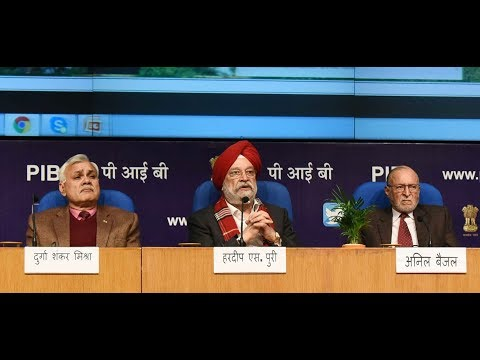 Union Minister Hardeep Singh Puri to launch Web Portal on Land Pooling Policy