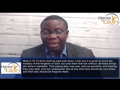 Haven of Glory -Prayer for divin revelation -Aug 19 by Bukky Adeosun