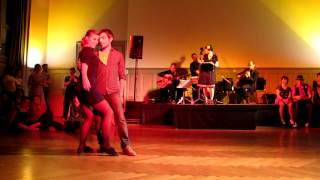 Wine & Cheese Blues Dance Workshop