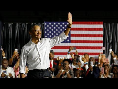 الانتخابات النصفية الأمريكية أوباما يدعو إلى التصويت ضد سياسة الكراهية
