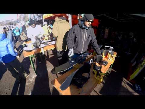 union expedition splitboard binding