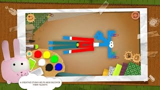 """Paper Tales Free """"Educational Brain Games""""  Videos games for Kids - Girls - Baby Android"""
