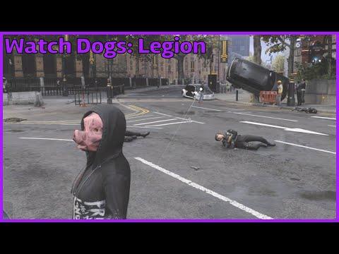 WD: Legion/Vengeance/E5