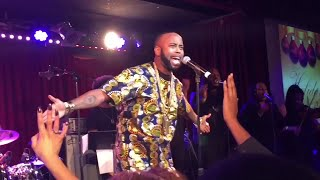 B.Slade Live at B.B. Kings NYC (MBK Holiday Concert) 12.15.2015