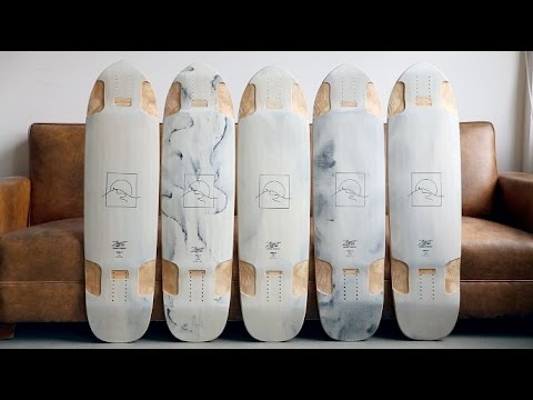 Zenit Marble 38 – Review / Overview Longboards Freeride Downhill