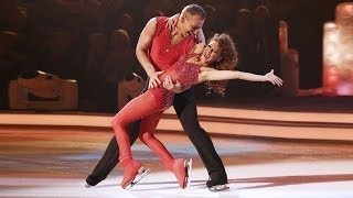Dancing On Ice 2014: semaine 5