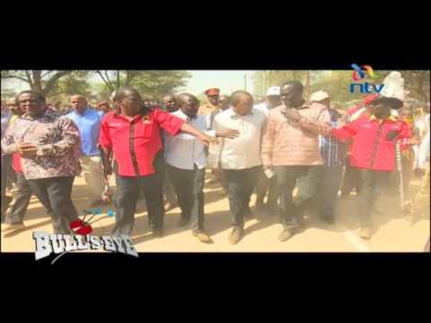 Men ruin women unity talks again and President Kenyatta is right at the centre - Bullseye