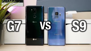 Samsung Galaxy S9 vs LG G7 ThinQ - Tough comparison