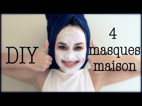 Le masque pour la personne de la cerise