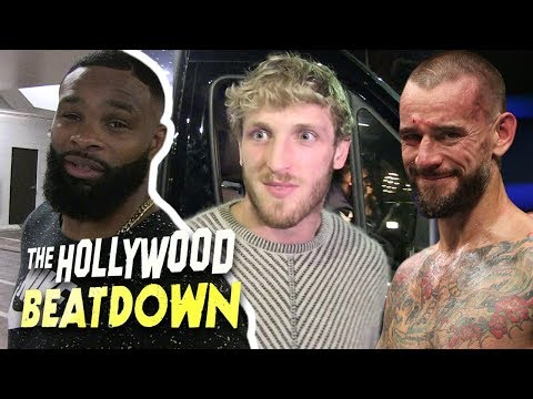 Tyron Woodley Says UFC Should Sign Logan Paul ASAP | The Hollywood Beatdown