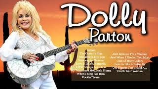 Dolly Parton Greatest hits - Best Songs of Dolly Parton Country Singer - Classic Country Love Songs