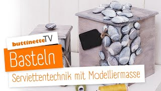 Clutch Aus Korkstoff Selber Nähen Anleitung Buttinette Tv