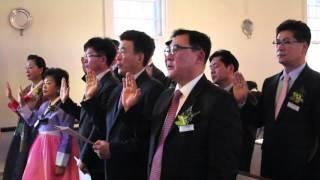 3주년 창립기념 임직예배