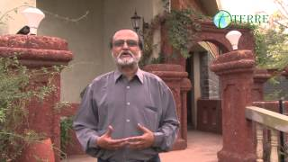 Earth day message by Mr. Rajendra Shende